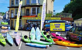Sea Kayak and Paddle boarding
