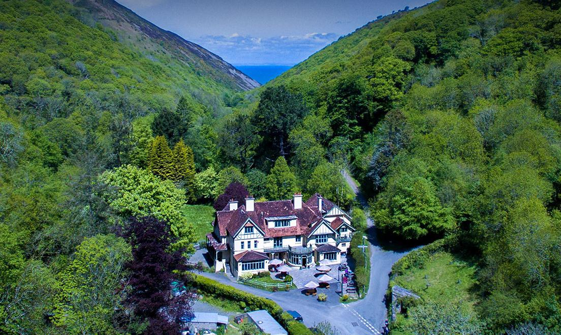 Hunters Inn, Heddon Valley and Woody Bay