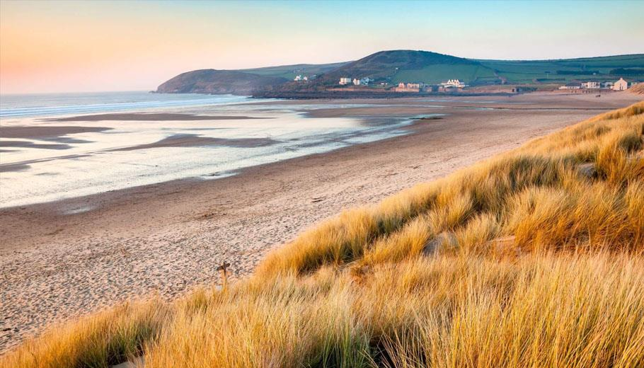Croyde Bay Beach