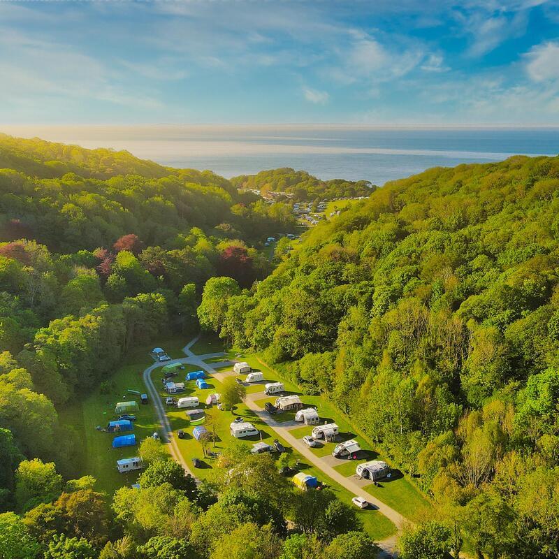 Camping - Bottom Field