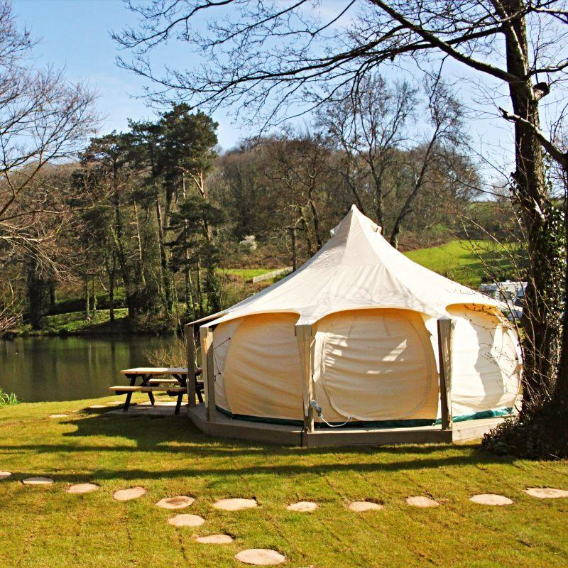 Lotus Bell Tents