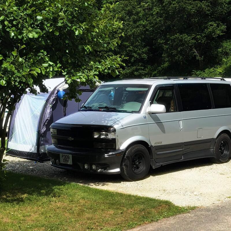 Motorhomes and Campervans - Top Field